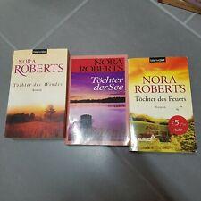 Nora Roberts - Trilogie Töchter des Windes, See, Feuer - Taschenbuch