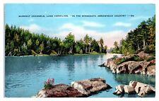 Muskrat Channels, Lake Vermillion, MN Postcard *6L33