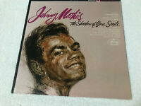 LP Johnny Mathis THE SHADOW OF YOUR SMILE Mercury STEREO