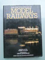 THE ENCYCLOPEDIA OF MODEL RAILWAYS PRINTED 1979