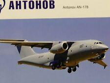 1/200 Herpa Antonov AN-178 Design Bureau 558006