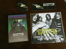 Led Zeppelin Promo Lot and More