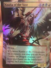 Kaalia of the Vast Custom Alter Foil EDH Commander Legacy Cube Common Alter V2
