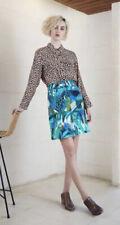 Megan Grant x Gorman Green Jungle Mini Skirt in Size 12