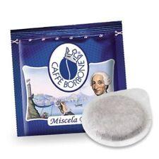 100 Cialde Miscela Blu - Filtro in Carta da 44mm - Caffè Borbone