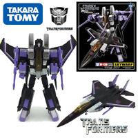 Tomy Transformers Masterpiece MP-11SW Skywarp Destron Leader Action Figures Toy