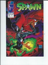 Spawn #1 (May 1992, Image) NM 9.4 1st Appearance of Spawn