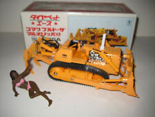 Komatsu D 355 A Bulldozer Ripper Orange Diapet 1:50 Emballage D'Origine