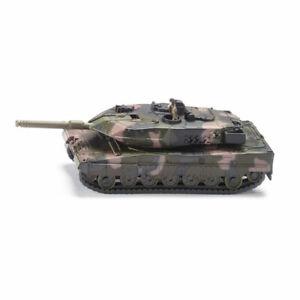 SIKU 1867 Solid Leopard II Tank Camouflage Scale 1:87 New! °
