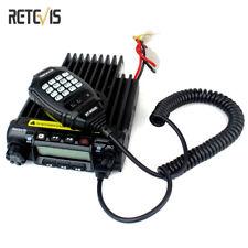 Retevis Scrambler VHF66-88MHz Mobile Car Ham Radio Transceiver 200CH 50CTCSS 60W