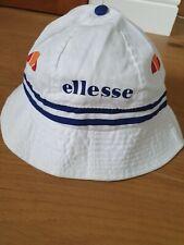 BNWT Vintage Ellesse Bucket Hat 80s Casuals Deadstock Fila The Firm Retro New