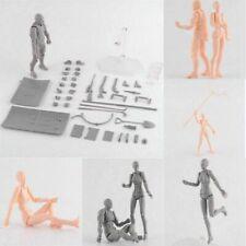 Body Figma She/he S.H.Figuarts SHF kun DX SET PVC Body-Chan DX Action Figure Toy