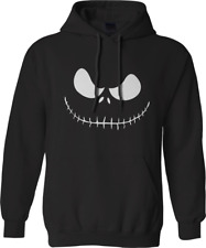 Monster Face Hoodie Scary Offensive Angry Rude Horrible Terrified Ghoul Gifts