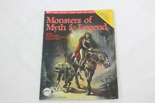 AD&D D&D Role Aids Monsters of Myth and Legend #724