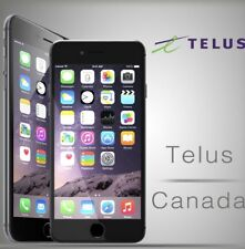 TELUS KOODO IPHONE UNLOCK CANADA - ALL MODELS CLEAN - Same Day