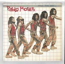 PABLO MOSES-pave the way    island LP   (hear)   reggae