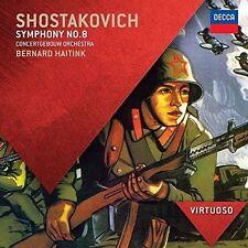 Bernard Haitink - 8. Filarmonica CD NUOVO Shostakovich, Dmitri