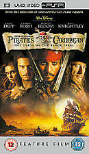 Pirates Of The Caribbean - The Curse Of The Black Pearl (UMD, 2005) JOHNNY DEPP