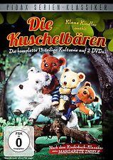 Die Kuschelbären * DVD Kult Serie Kinder 13- Teile TV Pidax Film Neu Ovp