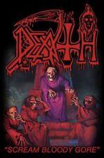 Death Scream Bloody Gore Drapeau 500708 #