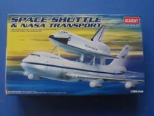 Academy Space Shuttle & 747 Aircraft 1/288 Scale Model Kit- 12708