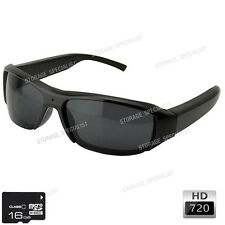 Sunglasses Camera Glasses Cams Video Ski Bike Action HD Security (No SPY Hidden