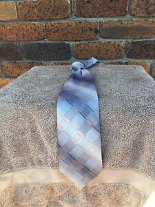 Canali Mens Silk Tie (Made In Italy)