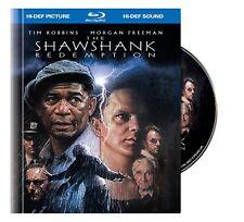 The Shawshank Redemption (Blu-ray Disc, 2008, Collector's Bonus Book) Digibook