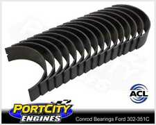 Conrod Bearing set for Ford V8 302 351 Cleveland 400 ACL 8B2106