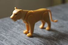 PLAYMOBIL - Animaux -  LION LIONNE - Zoo - Savane - AFRIQUE SAFARI