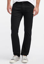 Mustang Tramper Tapered be flexible Jeans, W30 - to - W40 / midnight black