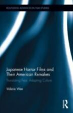 Japanese Horror Films and their American Remakes by Valerie Wee