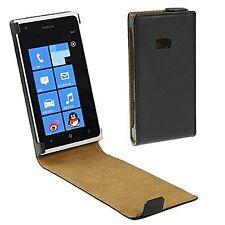 Handy Tasche für Nokia Lumia 900  Flip Cover Schutz Hülle  Wallet NOK-10