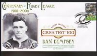 DAN DEMPSEY QUEENSLAND RUGBYs GREATEST 100 COVER