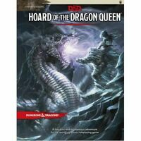 TYRANNY OF DRAGONS HOARD OF THE DRAGON QUEEN/THE RISE OF TIAMAT LTD ED COVER
