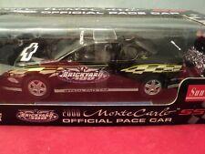 "Sun Star 2000 Chevrolet Monte Carlo SS ""Brickyard 400 Pace Car "" 1/18 scale NIB"