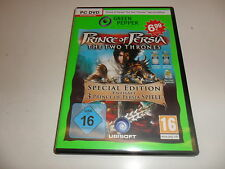 PC PRINCE OF PERSIA: the Two Thrones-Special Edition (incl. the Sands of Time