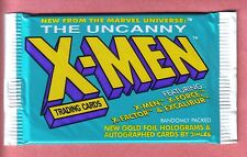 1992 Impel Marvel Universe X-Men The Uncanny Jim Lee Trading Card Pack!