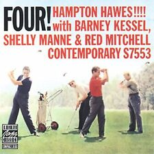 Hampton Hawes - Four [New CD]