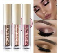 Glitter Eyeshadow Makeup Liquid Shimmer Eye Shadow Metals Illuminator Glow Kit
