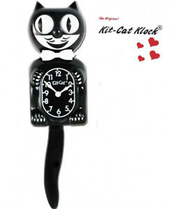 """Classic  KIT KAT CLOCK -Full Size - 15.5""""- MADE IN THE USA - FS Same Day"""