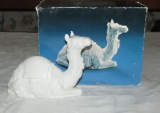 Avon Nativity The Camel Porcelain Figurine 1984