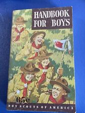 handbook for boys 1948