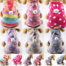 Winter Warm Coral Fleece Pet Puppy Cat Coat Dog Clothes for Small Dogs Chihuahua
