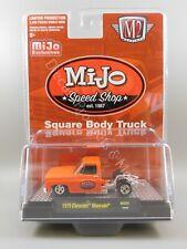 M2 Machines MiJo Speed Shop 1979 CHEVROLET SILVERADO Square Body Truck 1:64
