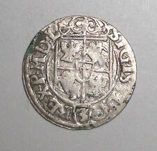 1620 Medieval Poland, Sigismund III. AR poltorak