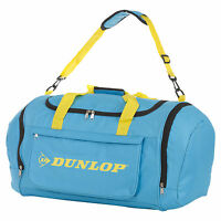 Dunlop Large Travel Luggage Sports Bag Lightweight Adjustable Shoulder Strap Gym