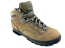 Timberland 95312 Women's Euro Hiker Leather Ankle Boot Size 8 US.