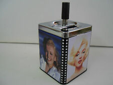 * Gorgeous Marilyn Monroe Retro Style Spinning Top Ashtray Makes An Ideal Gift*