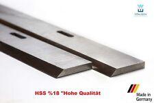 6 STÜCK - Dewalt DW733 QS - TYP2 Hobelmesser HSS %18